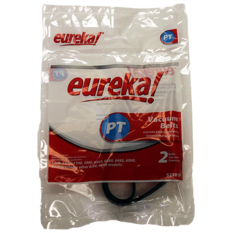 Eureka Style PT Canister Flat Belt 2 Pack (PN 52201) at Sears.com