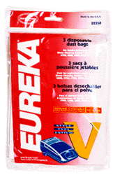 Eureka V Bag 3 Pack (PN 52358) at Sears.com
