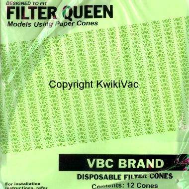 FilterQueen Cone Generic 12 Pack at Sears.com