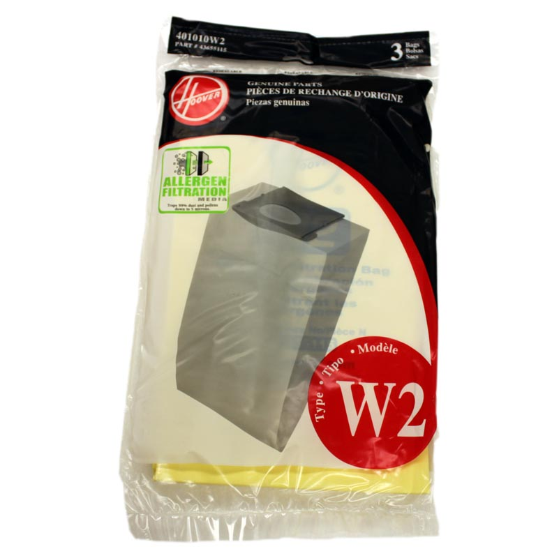 Hoover W2 Allergen Bag 3 Pack for WindTunnel 2 Only (PN 401010W2) at Sears.com