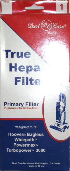 generic Hoover Bagless Widepath Primary Filter Generic 1 Pack at Sears.com