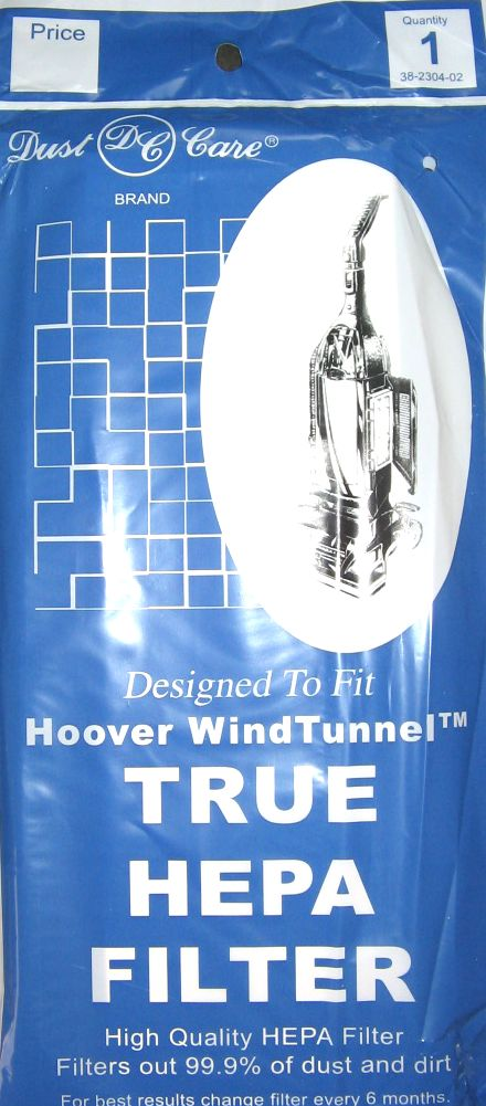 Hoover WindTunnel Self-Prop Generic HEPA Filter 1 Pack at Sears.com