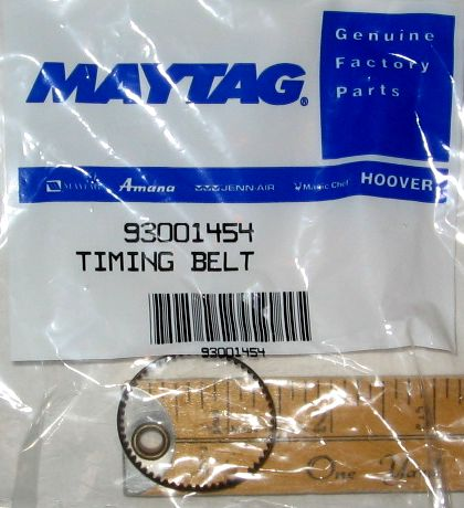 Hoover Slider Geared Timing Belt 1-Pack (PN 93001454) at Sears.com