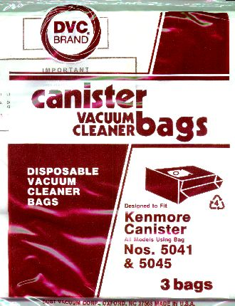 generic Kenmore H / 5041 / 5045 Bag Generic 3 Pack for Sears Canisters at Sears.com