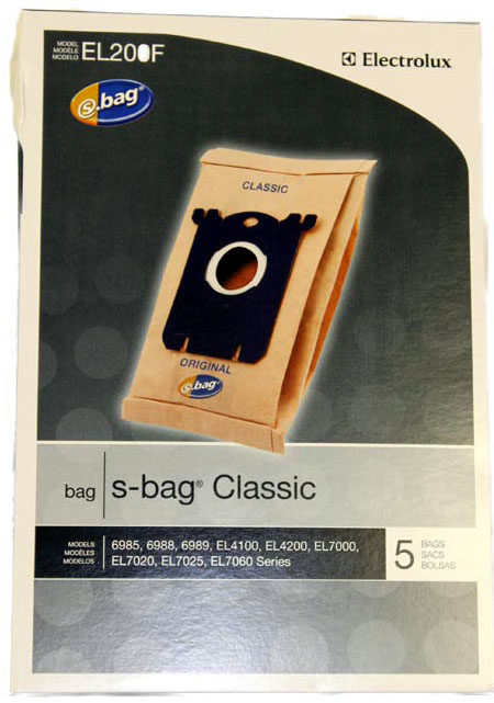 Electrolux S Bag 5 Pack for Harmony/Oxygen/System Pro  (PN EL-200) at Sears.com