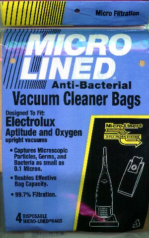 Electrolux Lux E43 Upright Aptitude/Oxygen (NOT Oxy 3) Generic Allergy Bag 5 Pack at Sears.com