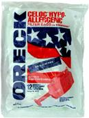 Oreck Buster B Canister Bag 12 Pack (PN PKBB12DW) at Sears.com